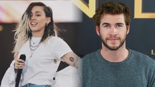 Liam Hemsworth Gets Cold Feet And CALLS OFF Wedding With Miley Cyrus!