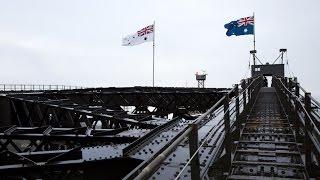 50th Anniversary of the Australian White Ensign