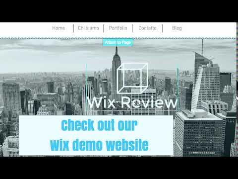 Wix ou WordPress: recursos rápidos e vistosos ou recursos completos? 1