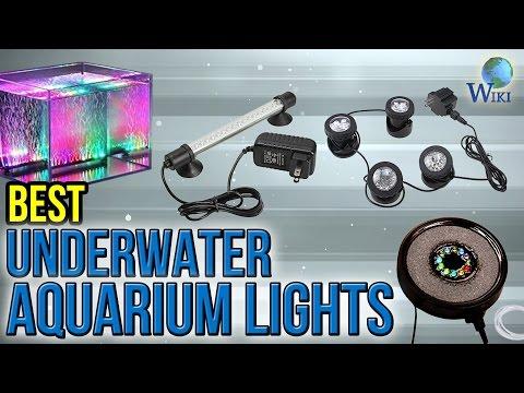 8 Best Underwater Aquarium Lights 2017