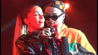 J Balvin & Anitta   Downtown  (En Vivo 2018)