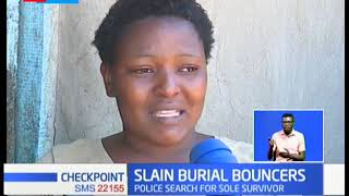 The death of six burial bouncers causes grief in Kisumu