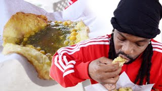 One of the Biggest Doubles in T&T? | Foodie Finds