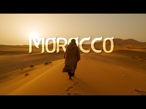 Discover Morocco in Stunning 8K