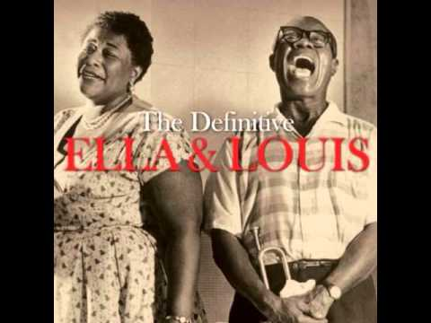 Ella Fitzgerald And Louis Armstrong - They Can't Take That Away From Me - Carlitosmalvadeza