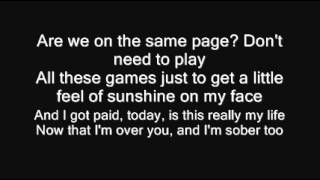 Under The Sun - Cheryl Cole (Lyrics)