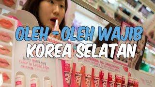 Liburan ke Korea Selatan Wajib Bawa Pulang 7 Oleh-oleh Khas Negeri Ginseng