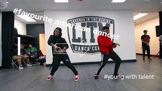 H.E.R still down dance choreography by [Kida the great ft. Kendrick & Jabari]
