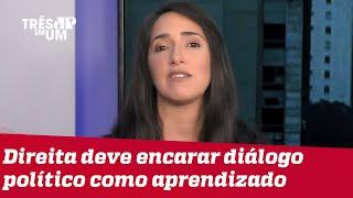 Bruna Torlay: Sobrou para Bolsonaro se entender com o Centrão para continuar governando