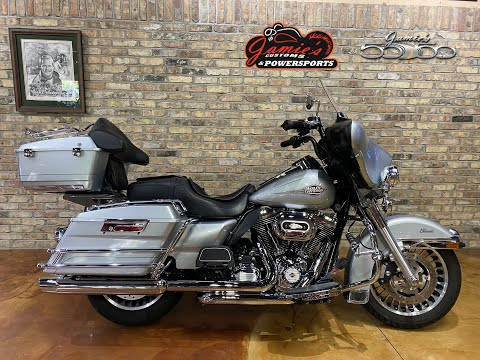 2012 Harley-Davidson Electra Glide® Classic in Big Bend, Wisconsin - Video 1