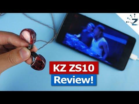 KZ ZS10 Audiophile IEMs Review – $43 😱
