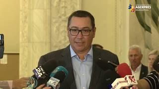 Ponta susţine că Pro România nu va vota pentru restructurarea sau remanierea Guvernului