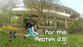 """Try-to-FPV 16- Testing Protek 25 Props (used Avan Scimitar 2.5"""")"""
