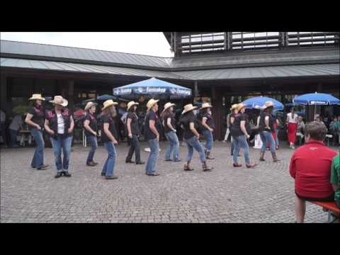 Achy Breaky Heart -  Line Dance