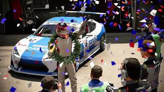 JOT381 GRAN TURISMO SPORT 190618 TOKYO EXPRESS TOYOTA GT86 3rd to 1st FASTEST LAP 11 LAPS 531st WIN