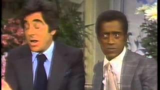 Anthony Newley, Sammy Davis Jr.--What Kind of Fool Am I duet
