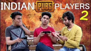 TYPES OF INDIAN PUBG PLAYERS - Part 2 | Pubg in India | Shetty Brothers