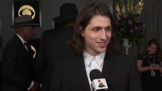 Virtual Self Porter Robinson Red Carpet Interview | 2019 GRAMMYs