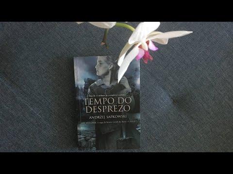 """Mais ação e evolução dos personagens no livro """"Tempo do Desprezo""""."""