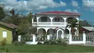 preview picture of video 'Travel Memories... Belize, on the road to Belmopan'