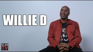 Willie D on New York Rappers Disrespecting the South Early On (Part 1)