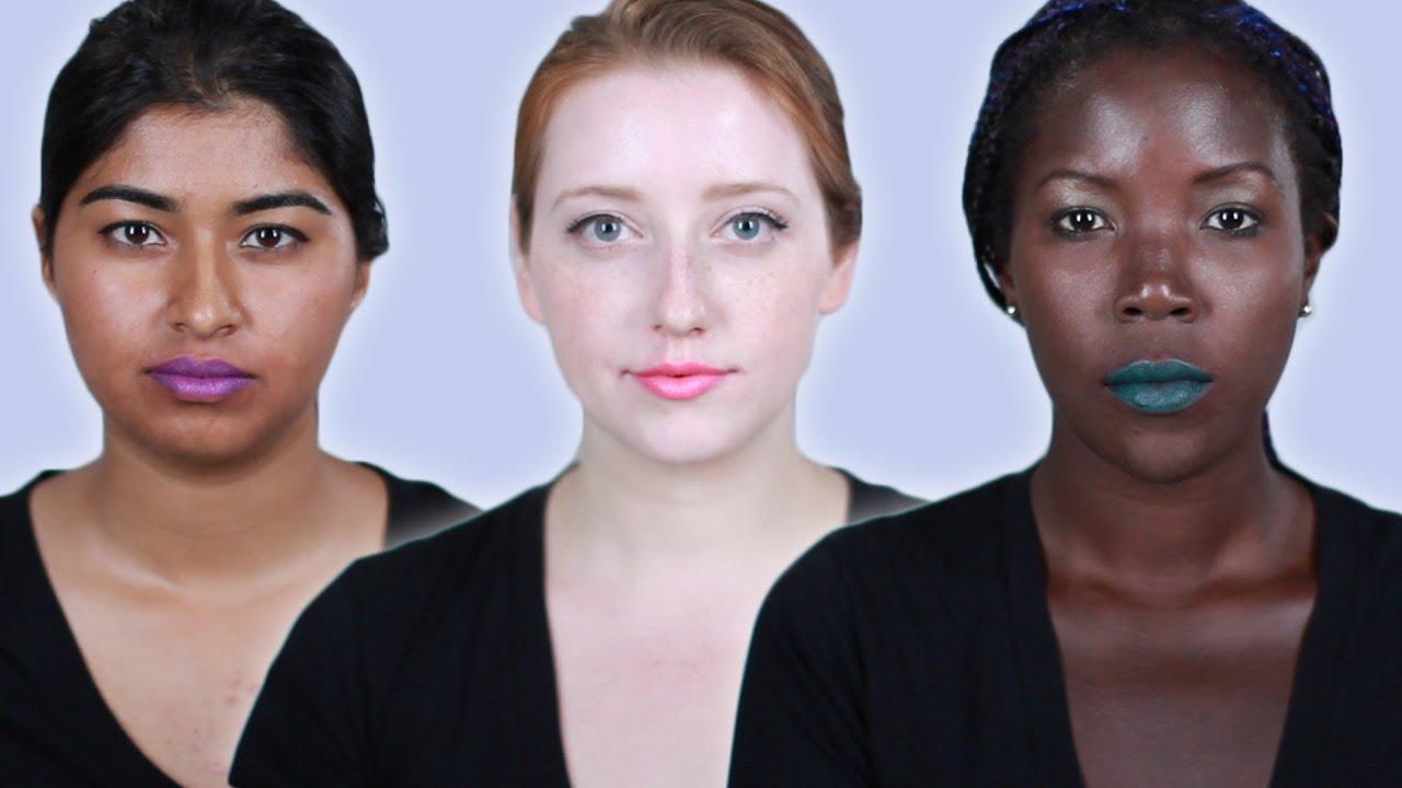 6 Women + 3 Bold Lip Colors thumbnail