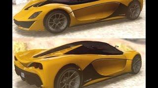 GTA SA:GTA V Grotti Turismo R v2