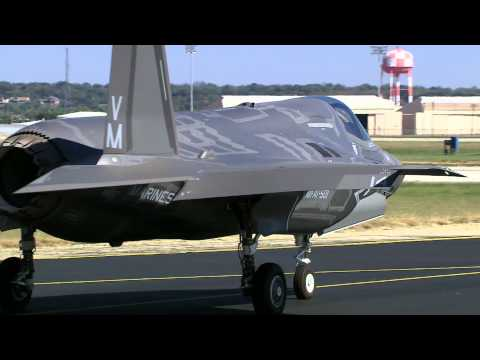 First F-35B Delivery to MCAS Yuma
