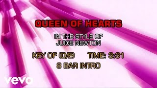 Juice Newton - Queen Of Hearts (Karaoke)