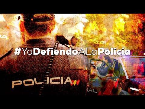 #YoDefiendoALaPolicía