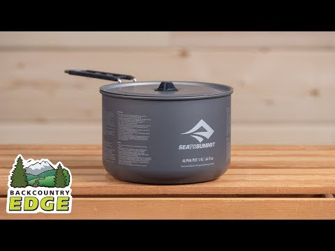 Sea to Summit Alpha Pot