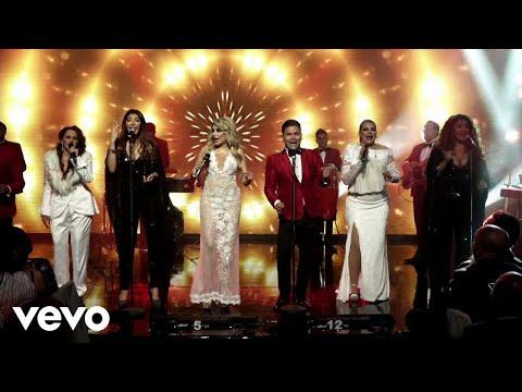 GranDiosas - Medley Celia Cruz: La Vida Es un Carnaval / Ríe y Llora