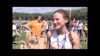 Триатлон (Соревнования в Бронницах)