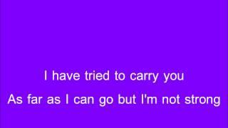 Parachutes - Charlie Simpson Lyrics