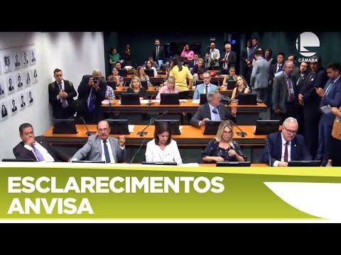 Ações Preventivas Coronavírus no Brasil - Esclarecimentos do diretor-presidente da Anvisa - 04/03/20