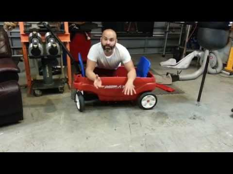 Review of Radio Flyer Wagon