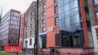 preview picture of video 'Bureaux à louer à Aubervilliers - Avenue Victor Hugo - 93300 Aubervilliers'