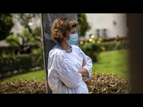 Ελλάδα – COVID-19: 3 κρούσματα, 2.853 συνολικά – Ακόμη 2 θάνατοι, στα 168 τα θύματα…