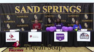 Signing Day Nov 8 2017