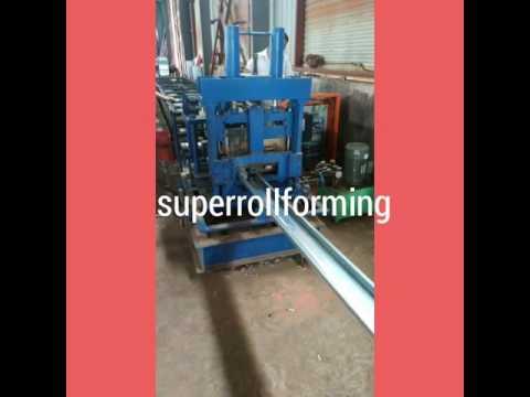 C Purlin Forming Machine