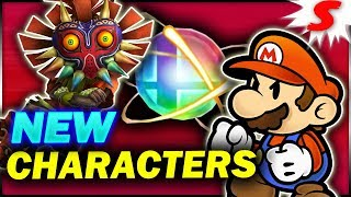 5 Unique New Character Ideas for Super Smash Bros Ultimate