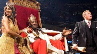 The reign of King Booker: WWE Playlist