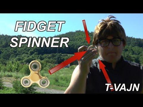 Fidget Spinner (T-Vajn #36)