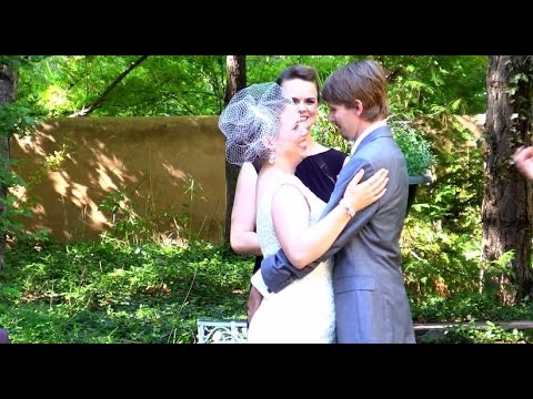 Katie + Mikey wedding music video
