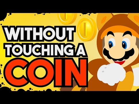 Why it is NOT Possible to Beat Super Mario 3D Land Without Touching a Coin.