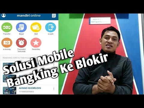 Cara Mengatasi Mandiri Mobile Ke Blokir #Gampang