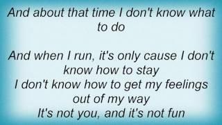 Suzy Bogguss - When I Run Lyrics
