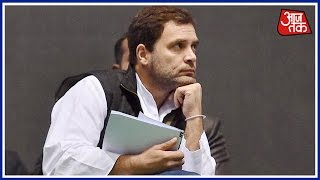 Rahul Gandhi Back In Delhi After Foreign Holiday