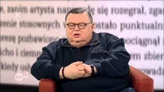 Wojciech Mann - Ciąg Dalszy Rozmowy Xięgarni - Część I