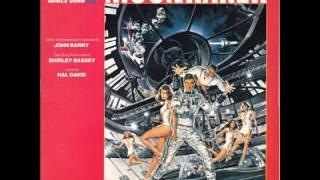 "Shirley Bassey – ""Moonraker – main title"" (UA) 1979"